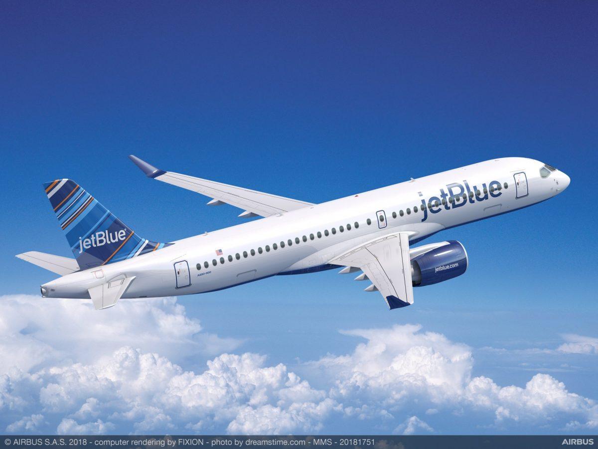 Transatlantic price war rumours as jetBlue plans London to US flights
